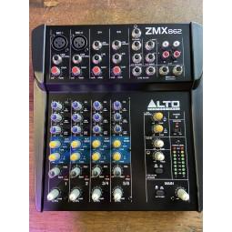 Alto-ZMX862-MIXAGE 6 CANAUX