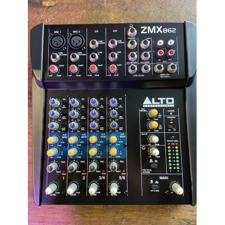 ZMX862 MIXAGE 6 CANAUX