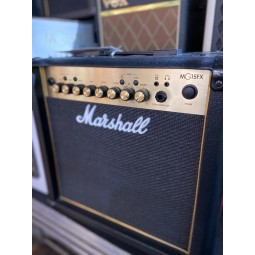 MARSHALL-MG15GFX COMBO 15W GOLD