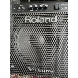 ROLAND-PM100 AMPLI VDRUMS 100W
