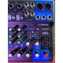 YAMAHA-MG06X