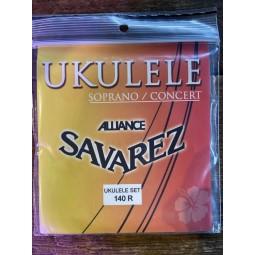 SAVAREZ-140R UKULELE Soprano Concert
