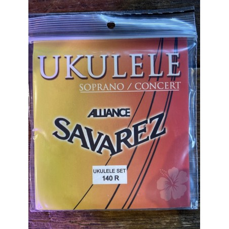 140R UKULELE Soprano Concert