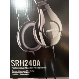 Shure-SRH240A AUDIO PRO