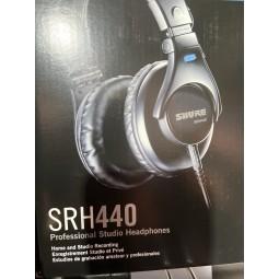 SHURE-SRH440 STUDIO PRO