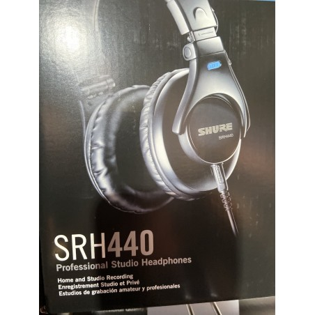SRH440 STUDIO PRO