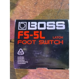 boss-FS5L FOOT SWITCH LATCH