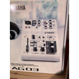 Yamaha-AG03