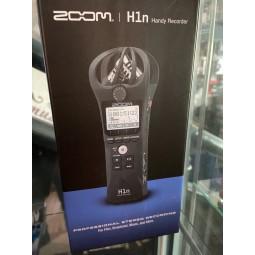 Zoom-H1n-Enregistreur