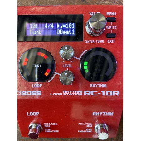 RC10R RYTHM LOOPSTATION