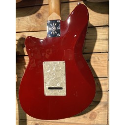 Reverend-DOUBLE AGENT W MEDIEVAL RED