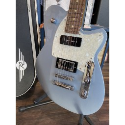 Reverend-DAOG METALLIC SILVER FREEZE