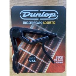 Dunlop-83CB INCURV BLACK