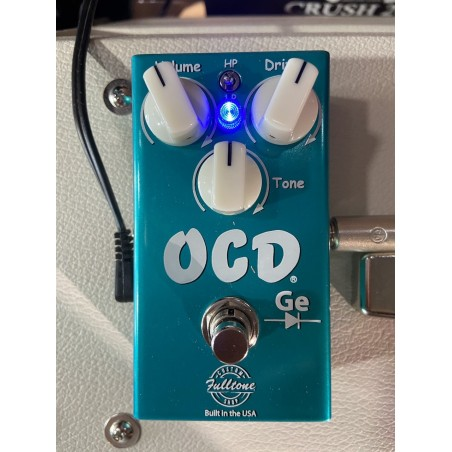 OCD CUSTOM SHOP GERMANIUM OVERDRIVE