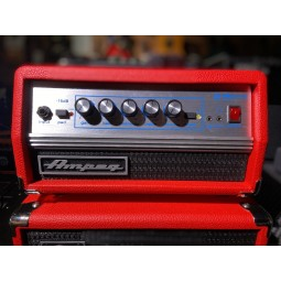 ampeg MICROVR SET SPECIAL ED. Red