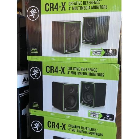 """CR4X PAIRE ENCEINTES 50W 4"""""""