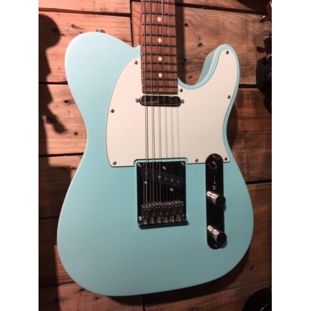 EASTSIDER T SATIN CHRONIC BLUE LIMITED ED
