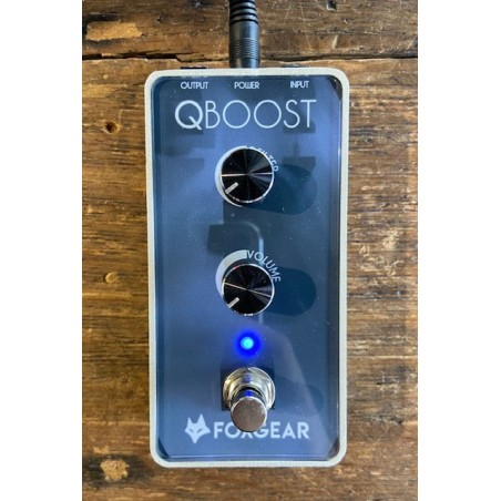 QBOOST CLEAN BOOST
