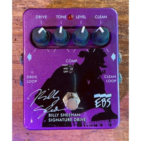 BILLY SHEEHAN SIGN DRIVE