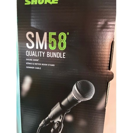SM58 QUALITY BUNDLE