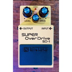 SD1 SUPER OVERDRIVE