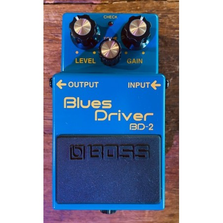 BD2 BLUES DRIVER