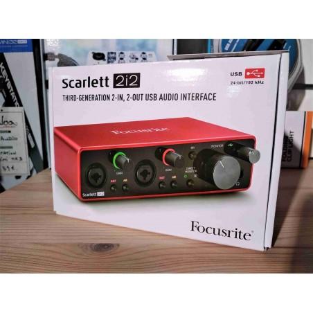 SCARLETT3 2I2 USB-C