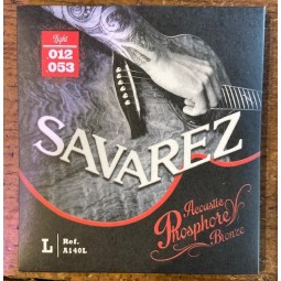 SAVAREZ-A140L PHOSPHORE BRONZE 12/53