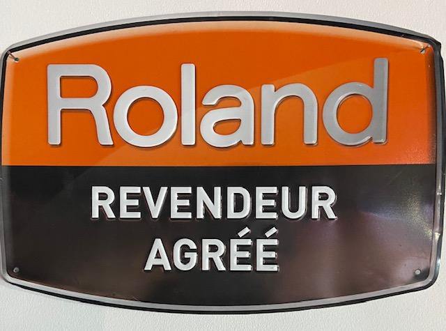 Haloa Music revendeur agréé Roland